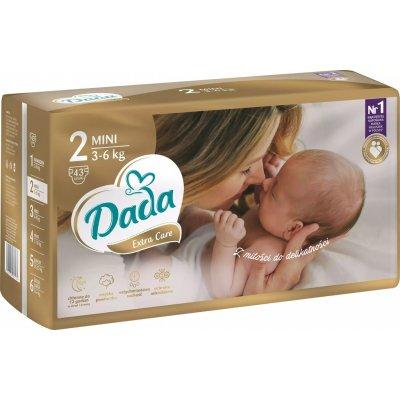 TOP 5. - Dada Extra Care 2 MINI 3-6 kg 43 ks
