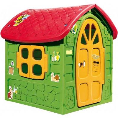 TOP 1. - Dohány zahradní domek 5075 zeleno-červená