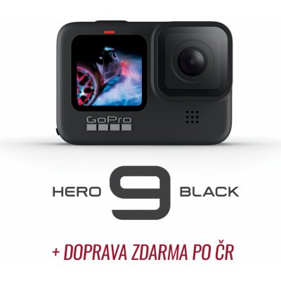 TOP 1. - GoPro HERO 9 Black Edition