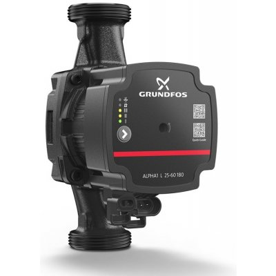 TOP 4. - Grundfos ALPHA 1 L 25-40 180 mm 99160579