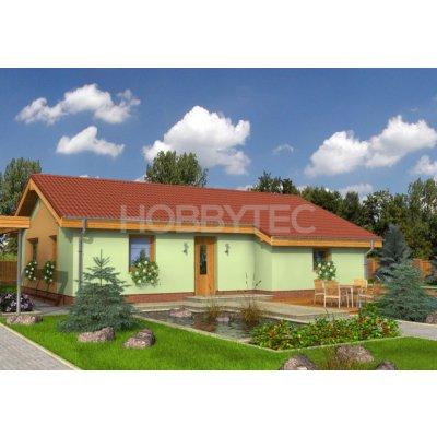 TOP 2. - Hobbytec Home Montovaný dům Lounge 55m2