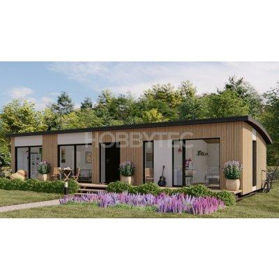 TOP 1. - Hobbytec Home Montovaný dům Lounge 75m2