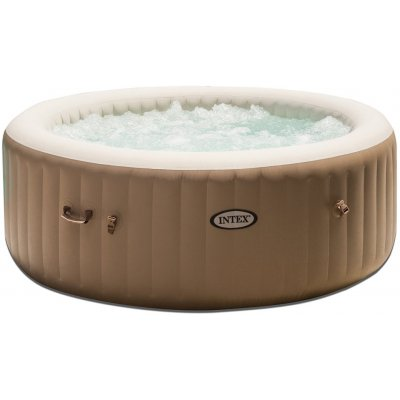 TOP 1. - Intex 28404 Pure Spa Bubble Massage Therapy