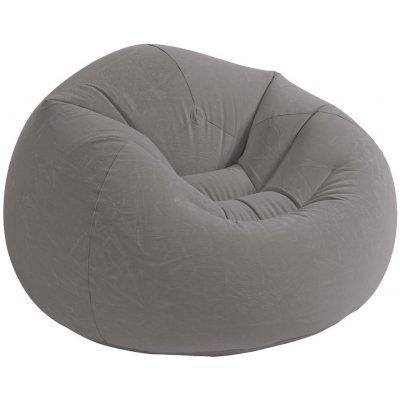 TOP 3. - Intex Beanless Bag Chair šedé 68579