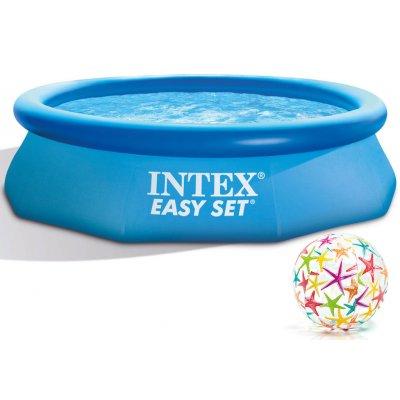 TOP 3. - Intex Easy set 244 x 76 cm 28110