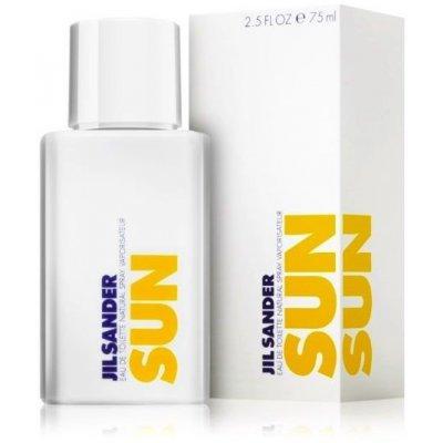 TOP 5. - Jil Sander Sun toaletní voda dámská 75 ml