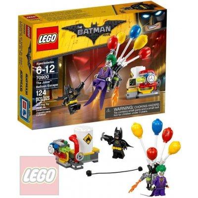 TOP 1. - LEGO Batman 70900 The Joker Balloon Escape