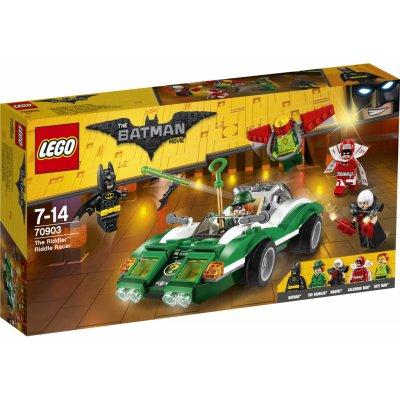 TOP 2. - LEGO Batman 70903 The Riddler Riddle Racer