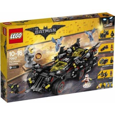 TOP 3. - LEGO Batman 70917 Úžasný Batmobil