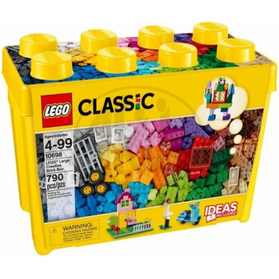 TOP 3. - LEGO Classic 10698 Velký kreativní box