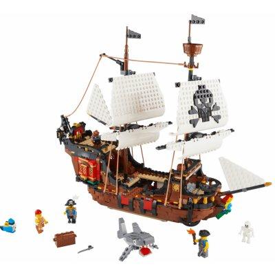 TOP 5. - LEGO Creator 31109 Pirátska loď