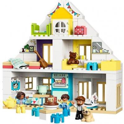 TOP 4. - LEGO Duplo 10929 Domeček na hraní