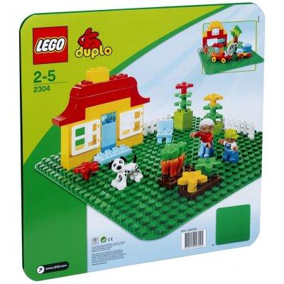 TOP 1. - LEGO Duplo 2304 Velká podložka na stavění