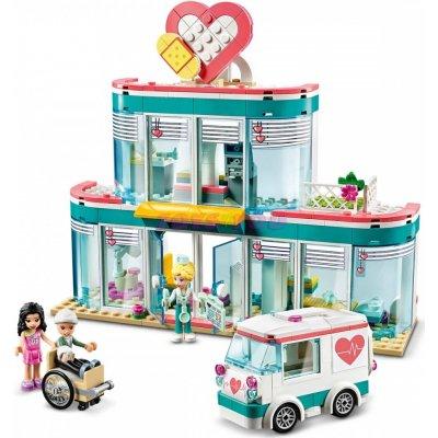 TOP 5. - LEGO Friends 41394 Nemocnice městečka Heartlake