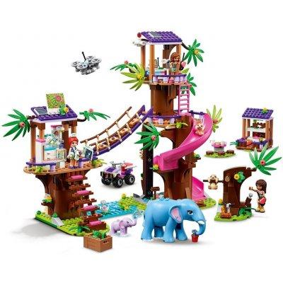 TOP 2. - Lego Friends 41424 Základna záchranářů v džungli