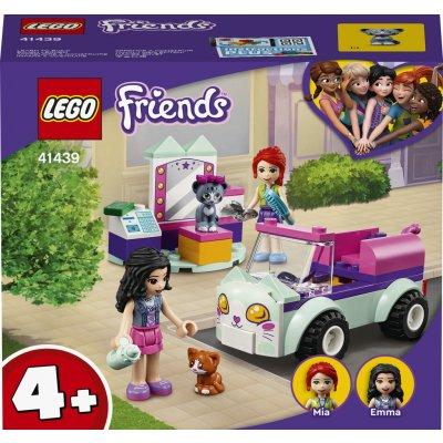 TOP 2. - LEGO Friends 41439 Pojízdné kočičí kadeřnictví