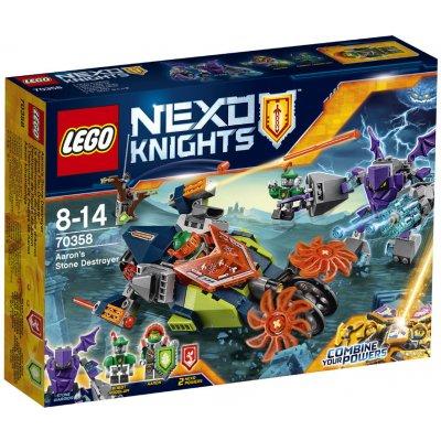 TOP 1. - LEGO Nexo Knights 70358 Aaronův Řezač