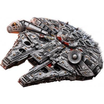 TOP 1. - LEGO Star Wars 75192 Millennium Falcon