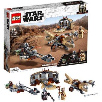 TOP 2. - LEGO Star Wars 75299 Potíže na planetě Tatooine