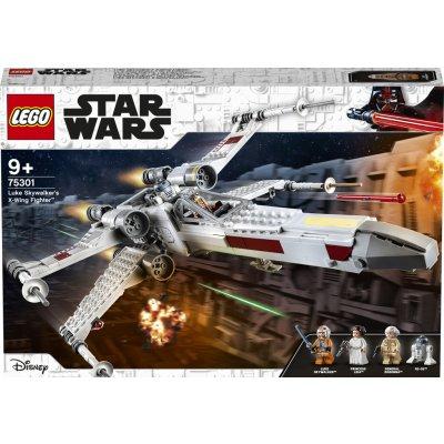 TOP 3. - LEGO Star Wars 75301 Stíhačka X-wing Luka Skywalkera