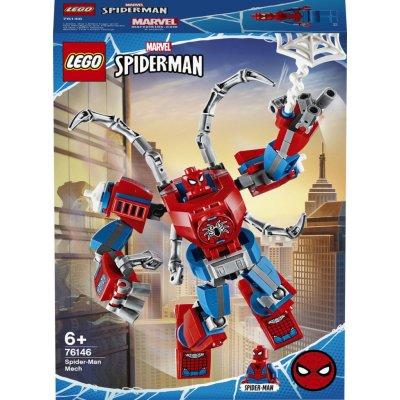 TOP 5. - LEGO Super Heroes 76146 Spider-Manův robot