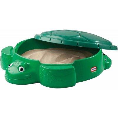 TOP 4. - Little Tikes Pískoviště bazének želva s krytem