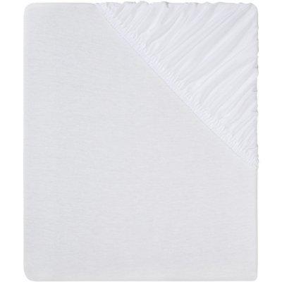TOP 5. - Livarno Home Žerzejové napínací prostěradlo 180–200x200 bílá