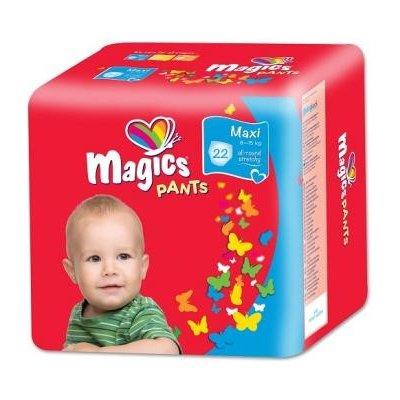 TOP 2. - MAGICS PANTS Maxi 8-15 kg 22 ks
