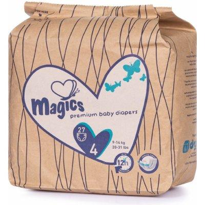 TOP 3. - Magics Premium 4 Max 9-14 kg 27 ks