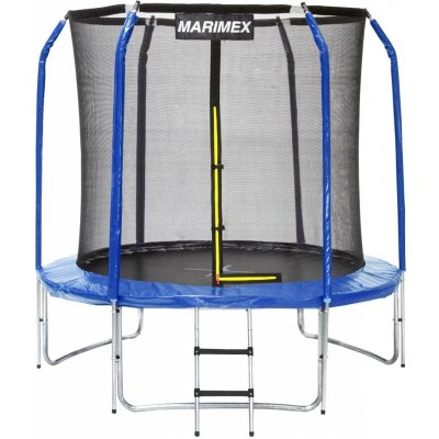 TOP 3. - Marimex 244 cm + vnitřní ochranná síť + žebřík