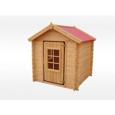 TOP 4. - Marimex Dětský dřevěný domeček Vilemína - 11640360