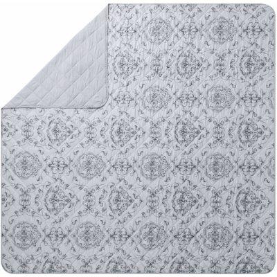 TOP 1. - MERADISO přehoz na postel Oboustranný ornamenty 250 x 260 cm
