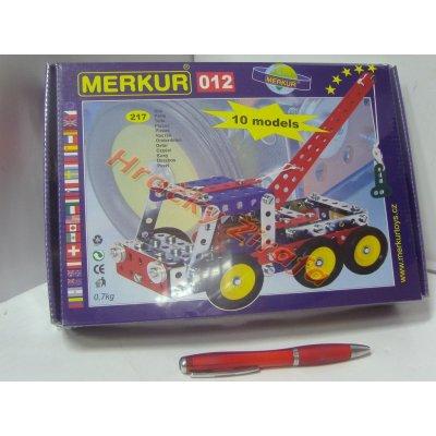 TOP 1. - Merkur M 012 Odtahové vozidlo