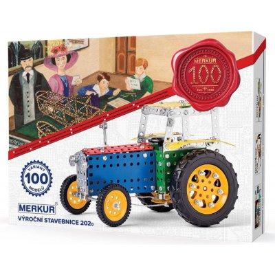 TOP 2. - Merkur M2020 Výroční stavebnice