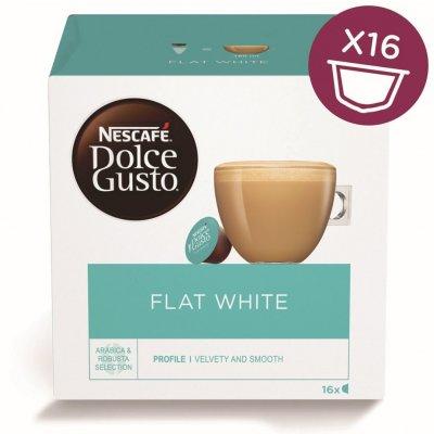 TOP 3. - Nescafé Dolce Gusto Flat White kávové kapsle 16 ks