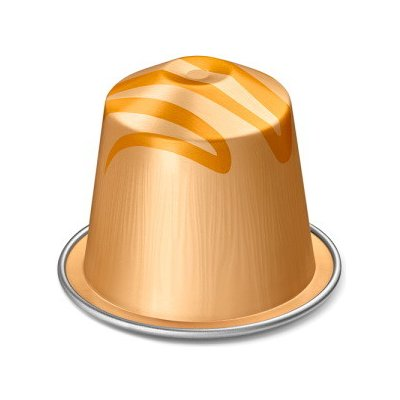 TOP 4. - Nespresso Caramel Creme Brulee kávové kapsle 10 ks