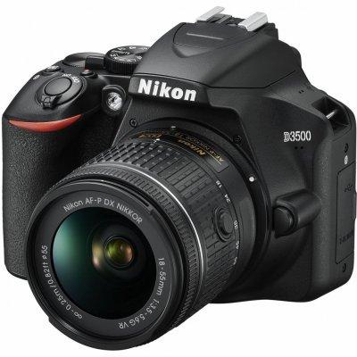 TOP 2. - Nikon D3500