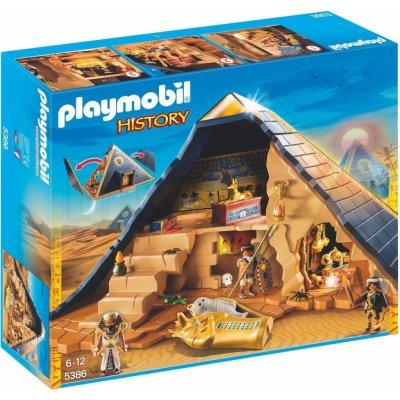 TOP 4. - Playmobil 5386 Faraonova pyramida