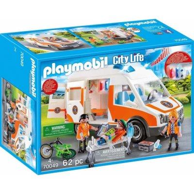 TOP 3. - Playmobil 70049 Záchranné auto
