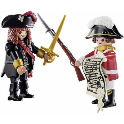 TOP 5. - Playmobil 70273 Kapitán pirátů a velitel vojska