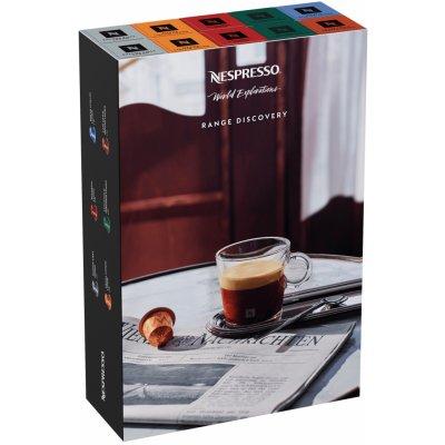 TOP 2. - Range Discovery Selection Nespresso 100 ks
