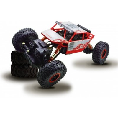 TOP 1. - RCobchod CONQUEROR PRO 4x4 80 minut jízdy malý crawler RTR 1:18