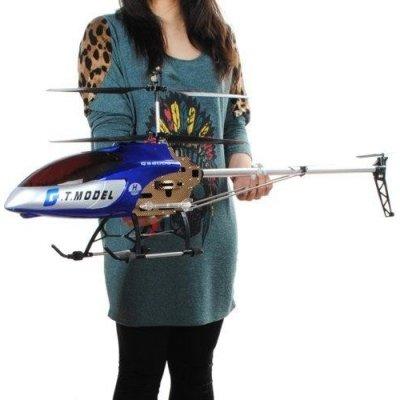 TOP 2. - RCobchod GT 8006 obrovský RC vrtulník 134cm RTF 1:10
