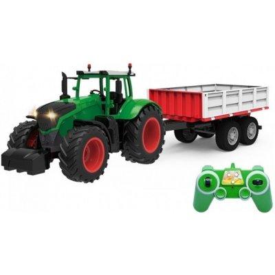 TOP 3. - RCobchod RC Traktor se sklápěcím valníkem 2.4GHz RTR 1:16