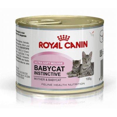 TOP 4. - Royal Canin BabyCat Instinctive konzerva 6 x 195 g