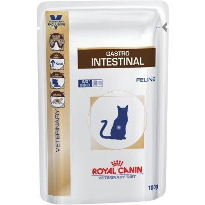 TOP 4. - Royal Canin Veterinary Diet Cat Gastrointestinal kapsička 12 x 100 g