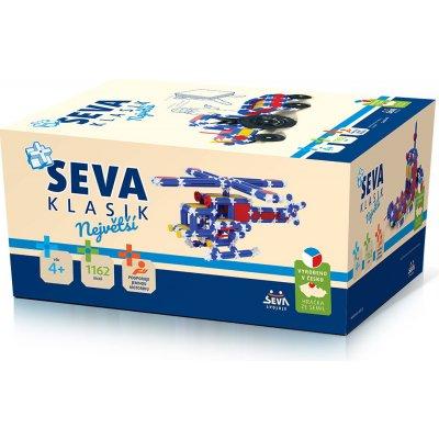 TOP 2. - SEVA Klasik Největší 1162 ks