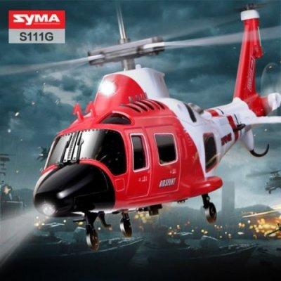 TOP 5. - SYMA Mini vrtulník Augusta RTF 1:10