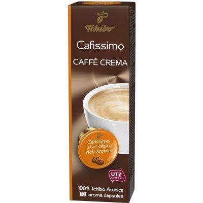 TOP 1. - Tchibo Cafissimo Caffé Crema rich aroma 10 ks