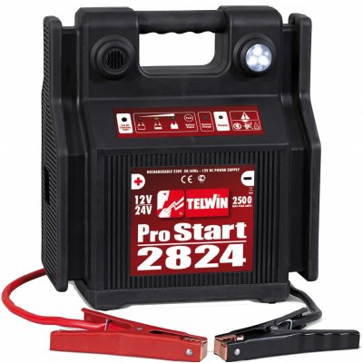 TOP 2. - TELWIN PRO START 2824 12/24V Booster